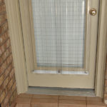 Entry Door Storm Screen