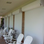 Aluminum Roll Down Shutters