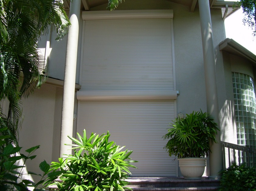 Aluminum Roll Down Shutters 19