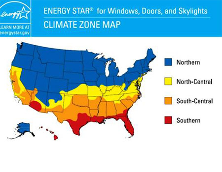 energy star climate zone map