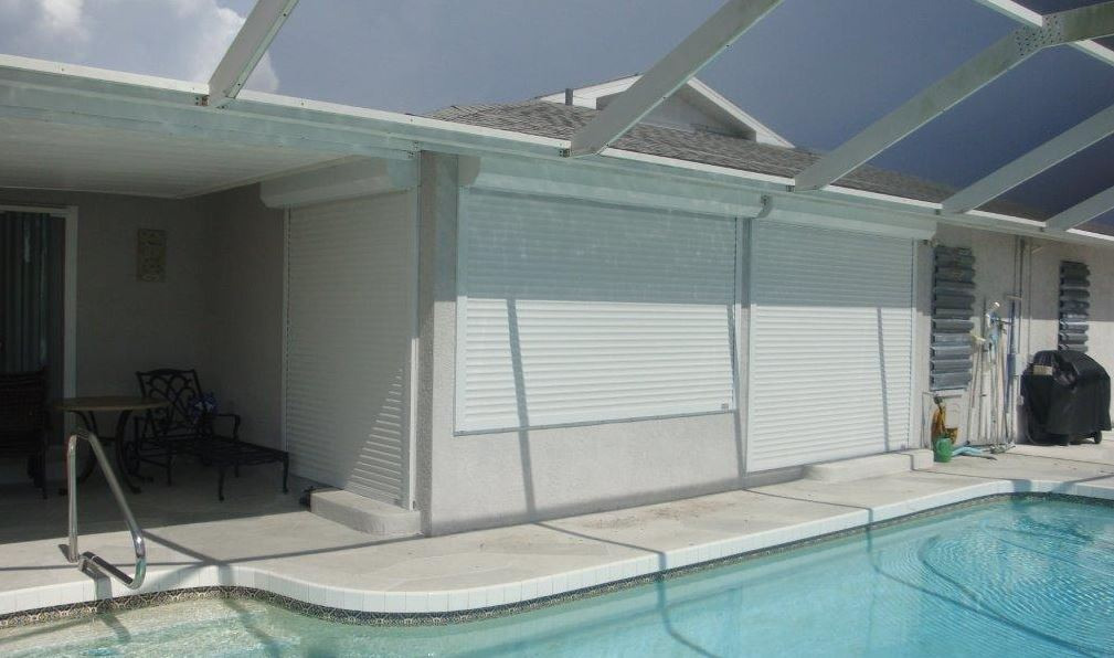 Protect Your Windows with Hurricane Shutters