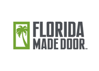 florida made door logo