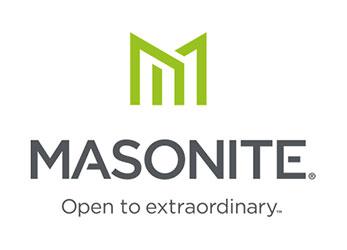 masonite logo vert