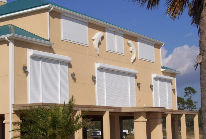 Common Types of Storm Shutters