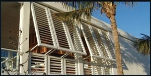 Electric Roll Down Shutters Long Boat Key