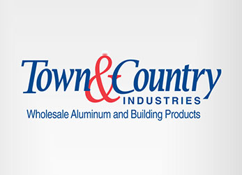 town country logo